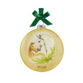 Breyer Artist Signature Ornament Spanish Horses | LeVida Toys