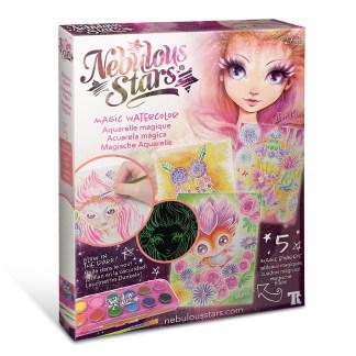 Magic Watercolor - Petulia (Nebulous Stars 11120)   LeVida Toys