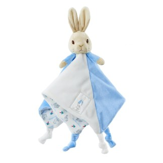 Peter Rabbit Comfort Blanket by Rainbow Designs   LeVida Toys