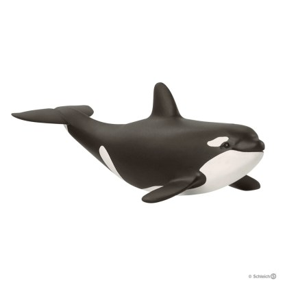 Baby Orca (Schleich 14836)   LeVida Toys