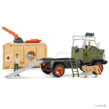 Animal Rescue Large Truck (Schleich 42475) | LeVida Toys