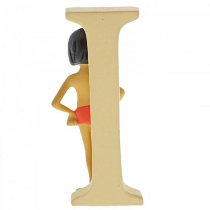 """I"" - Mowgli - Disney Letter | LeVida Toys"