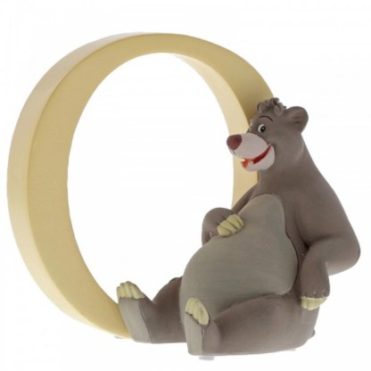 """O"" - Baloo - Disney Letter | LeVida Toys"