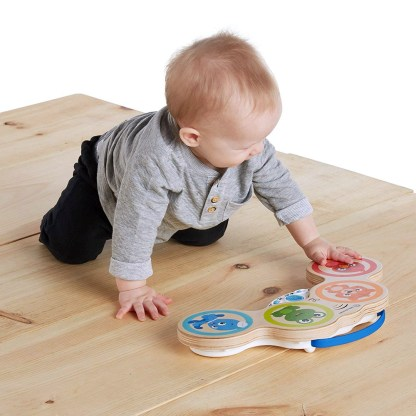 Baby Einstein Magic Touch Drums by Hape   LeVida Toys