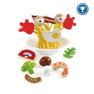 Hape Silly Spaghetti Play Food Set (E3165) | LeVida Toys