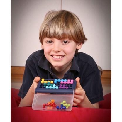 Smart Games IQ Fit - Pocket Puzzle Game | LeVida Toys