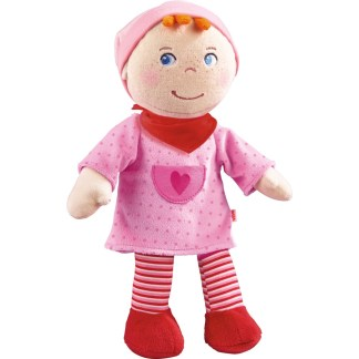 Fabric Inga Snug up doll by Haba (302107) | LeVida Toys