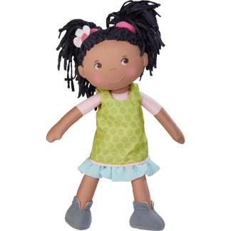 Fabric Cari Doll by Haba (304576) | LeVida Toys