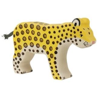 Holztiger Leopard (Model Number 80566) | LeVida Toys