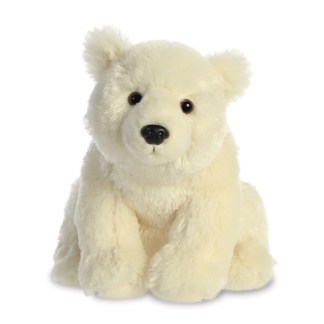 Aurora Destination Nation Polar Bear 12 Inch soft toy | LeVida Toys