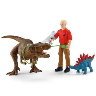 Tyrannosaurus Rex Attack (Schleich 41465) | LeVida Toys
