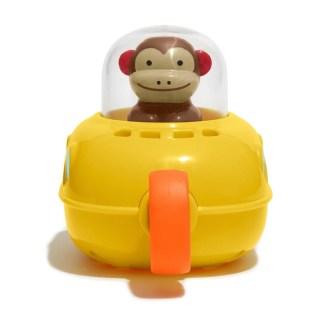 Skip Hop - Zoo Pull & Go Submarine: Marshall Monkey | LeVida Toys