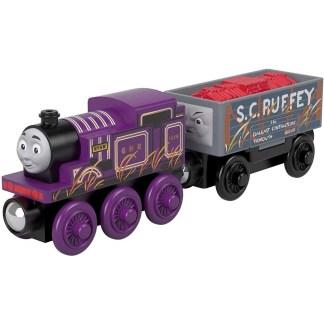 Thomas & Friends Wooden Railway: Ryan & S. C. Ruffey | LeVida Toys