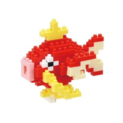 Pokemon: Magikarp (Nanoblock NBPM-035) | LeVida Toys