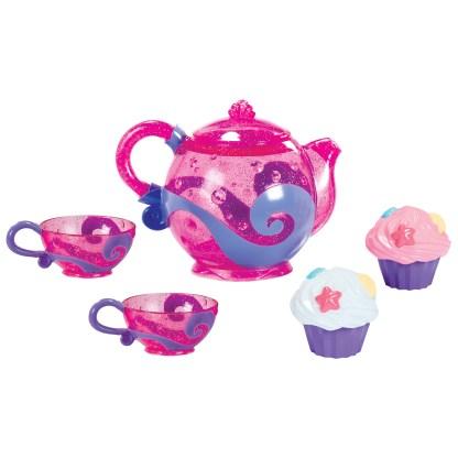 Munchkin Bath Tea & Cupcake Set Bath Toy | LeVida Toys