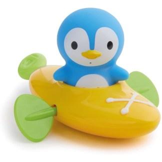 Munchkin Paddlin' Penguin Bath Toy | LeVida Toys