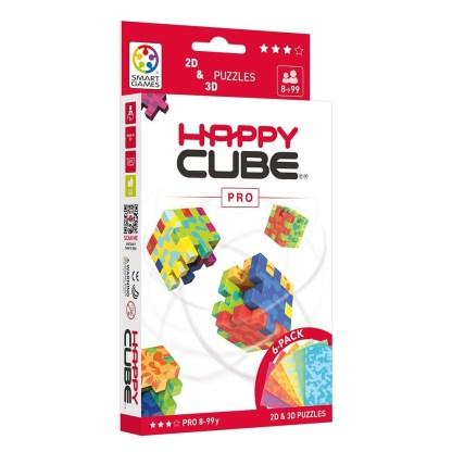 Smart Games Happy Cube Pro 2d + 3D Puzzle | LeVida Toys