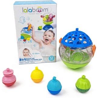 Lalaboom 3 in 1 Splash Ball | LeVida Toys