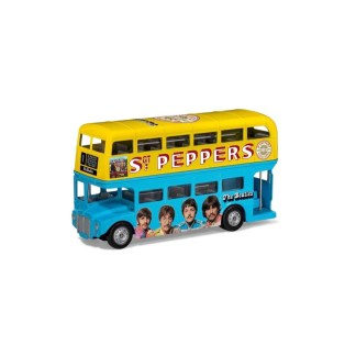 The Beatles: 'Sgt. Pepper's Lonely Hearts Club Band' Bus | LeVida Toys