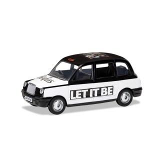 Corgi The Beatles: London Taxi 'Let it Be' model | LeVida Toys