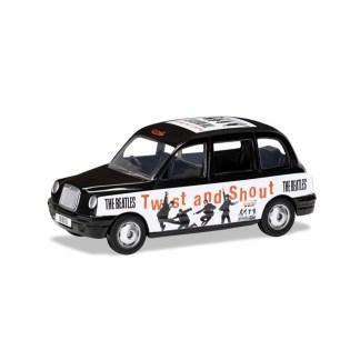 Corgi The Beatles: London Taxi 'Twist and Shout' model | LeVida Toys