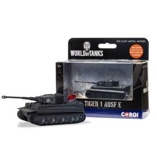 Corgi World of Tanks - Tiger I Tank model | LeVida Toys