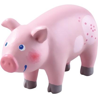 Haba Little Friends - Pig figure (302981)   LeVida Toys