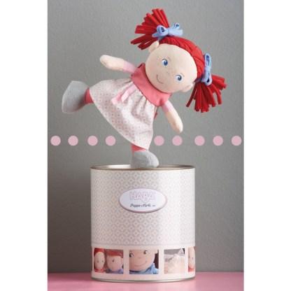 Fabric Doll Mirli by Haba | LeVida Toys