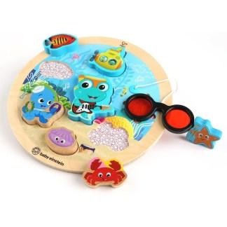 Hape Baby Einstein Submarine Adventure Puzzle | LeVida Toys