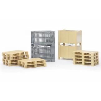 Bruder Logistics Set (02415) | LeVida Toys
