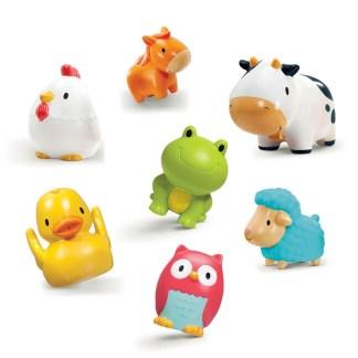 Munchkin Squirtin' Farmyard Friends - 8 pack | LeVida Toys