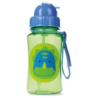 Skip Hop: Zoo Straw Bottle - Dinosaur   LeVida Toys