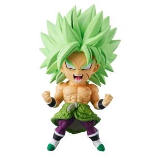 Dragon Ball Chibi Masters: Super Saiyan Broly - LeVida Toys