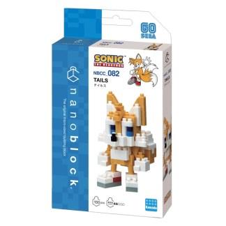 Nanoblock Sonic the Hedgehog: Tails - LeVida Toys