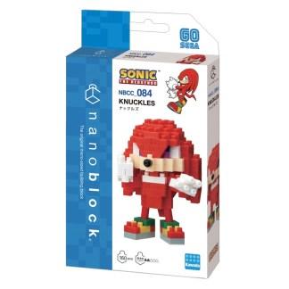 Nanoblock Sonic the Hedgehog: Knuckles - LeVida Toys