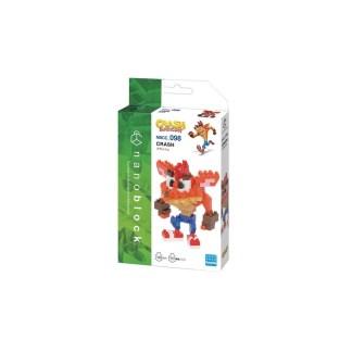 Nanoblock Crash Bandicoot: Crash - LeVida Toys