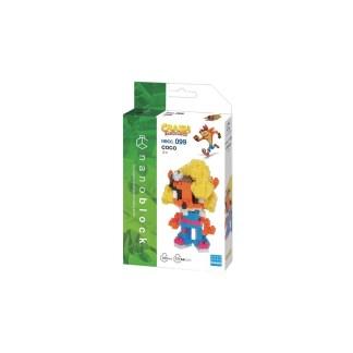 Nanoblock Crash Bandicoot: Coco - LeVida Toys