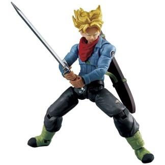 Dragon Ball Evolve: Super Saiyan Trunks - LeVida Toys