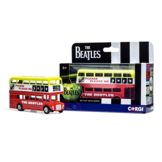 Corgi - The Beatles: London Bus 'Please Please Me' - LeVida Toys