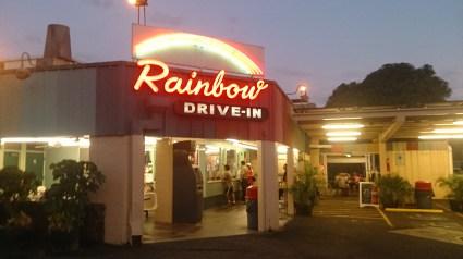 Rainbow Diner!