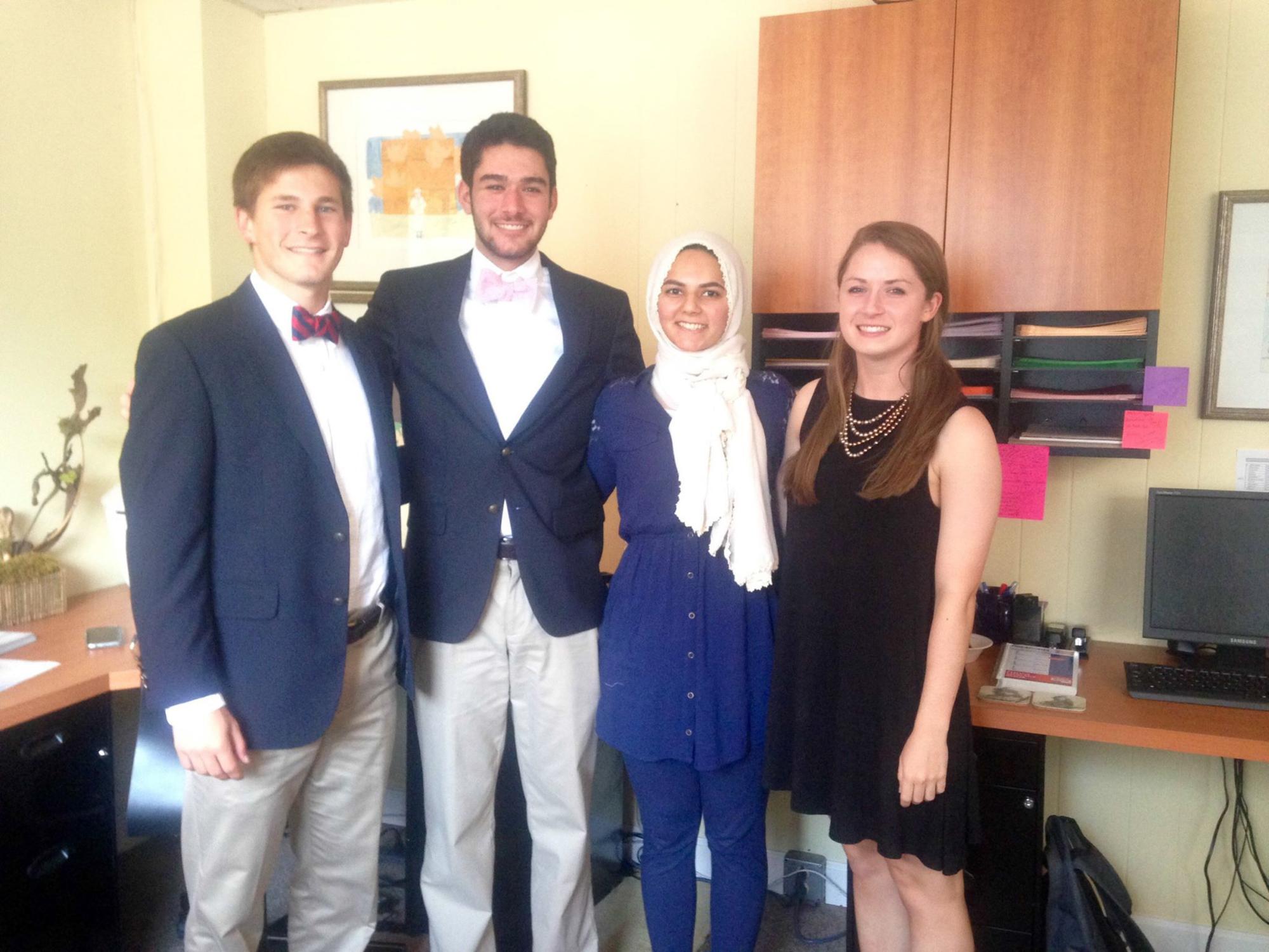 Charlotte Nonprofit Internship Levine Scholars Program UNC Charlotte