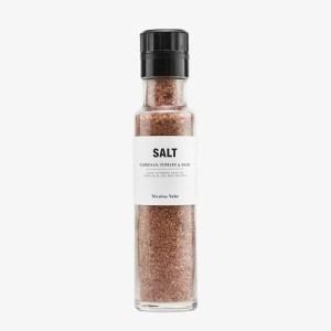 Salt Parmesan Tomat Basil