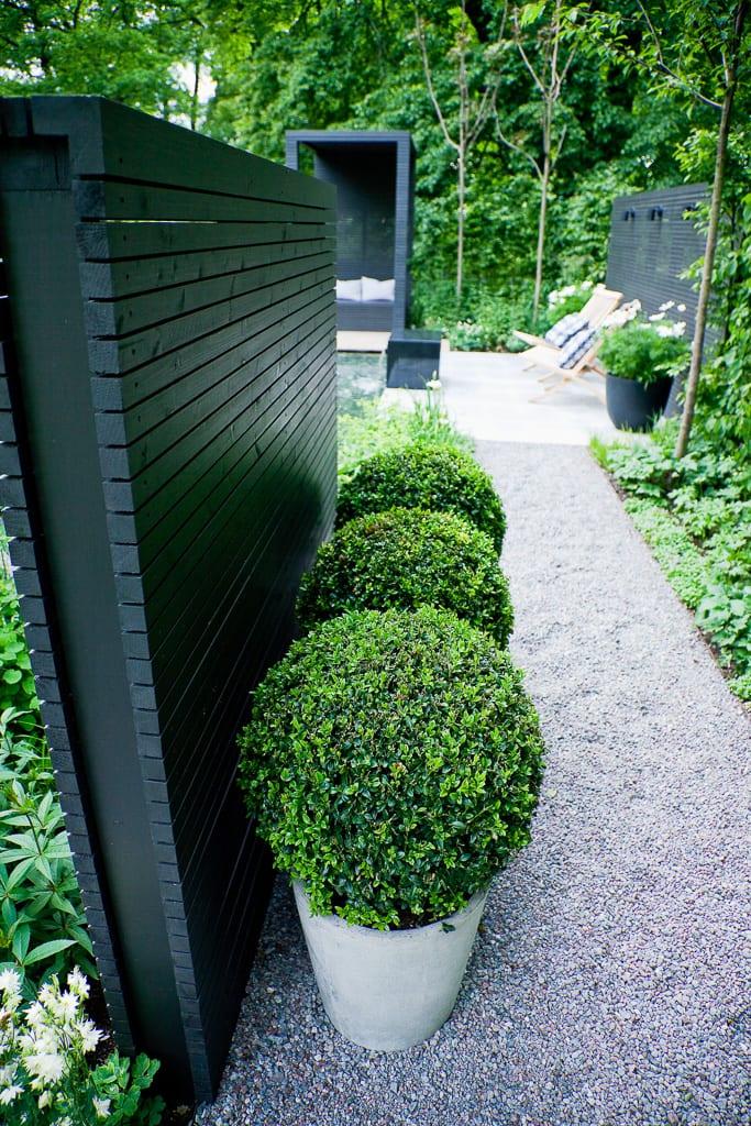 Trädgårdsdesign av Ulrika Levin, Levins Trädgård & Design.