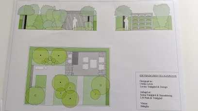 Idéträdgård Tillsammans, av trädgårdsdesigner och arkitekt Ulrika Levin