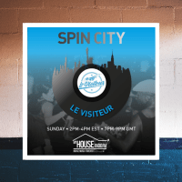 Le Visiteur Spin City Radio Residency DJ Mix June 2020