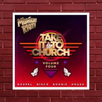 LV Premier - Thornetta Davis - Set Me Free (Sophie Lloyd Remix) & Take It To Church 4 [Midnight Riot]