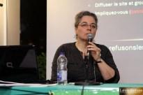 Marie-Michelle Poisson (Refusons les compteurs)