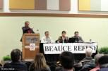 Conférence au Centre Caztel de Sainte-Marie de Beauce le 25 mars 2015