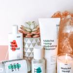KraveBeauty products Matcha Hemp Hydratinng Cleanser, Kale-Lalu-yAHA, Great Barrier Relief, The Beet Shield, Beet the Sun SPF. Krave Beauty was founded by skincare YouTuber Liah Yoo. The Brand encourages people to Press Reset on their skin and use more minimal and simplified skincare routines.