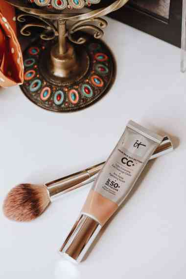 IT Cosmetics CC Cream SPF 50 Full Coverage Cream Foundation